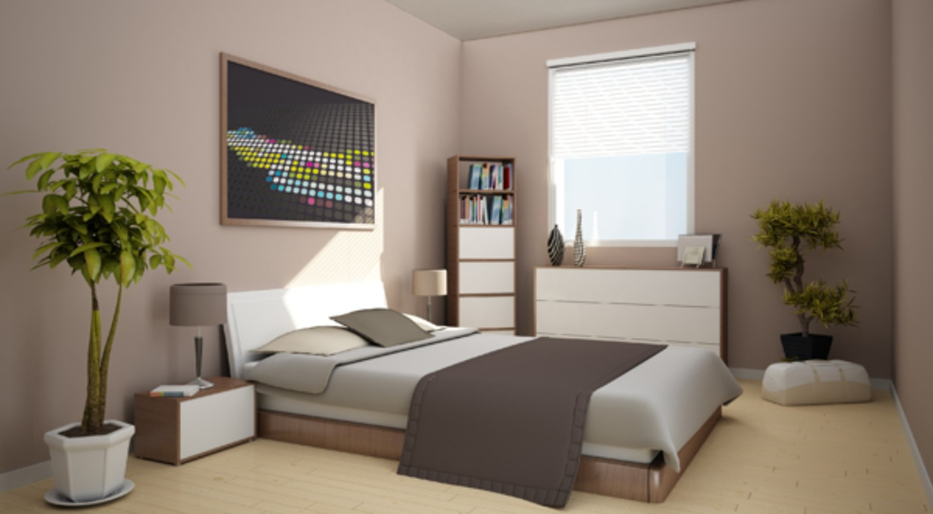 des couleurs sobres et tendances pour les murs. Black Bedroom Furniture Sets. Home Design Ideas